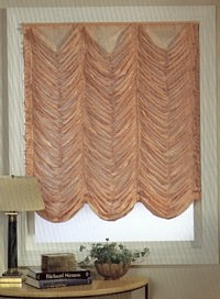Soft Shades From Draperies By Spring Crest
